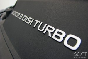 2009 Mazda Speed-2.3L Turbo Logo/Badge