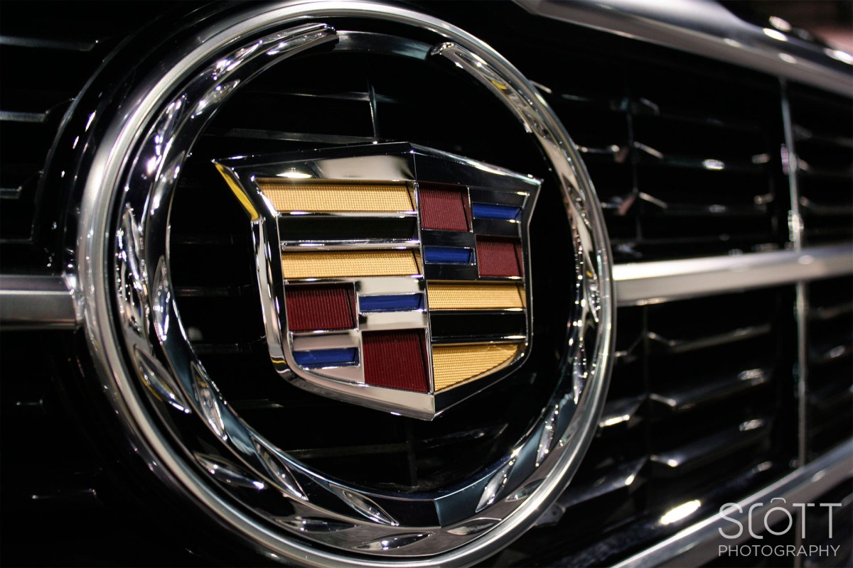 2014 Cadillac CTS Logo/Badge