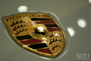 2014 Porsche 911 Carrera Logo/Badge