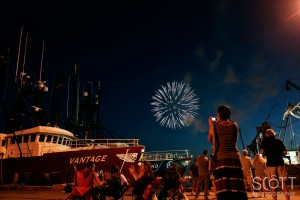 City of New Bedford - July 4th, 2013 Fireworks