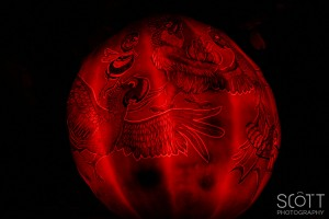 Bee Movie, Rio Pumpkin Carving - Jack-O-Lantern Spectacular - Roger Williams Park Zoo - 2014