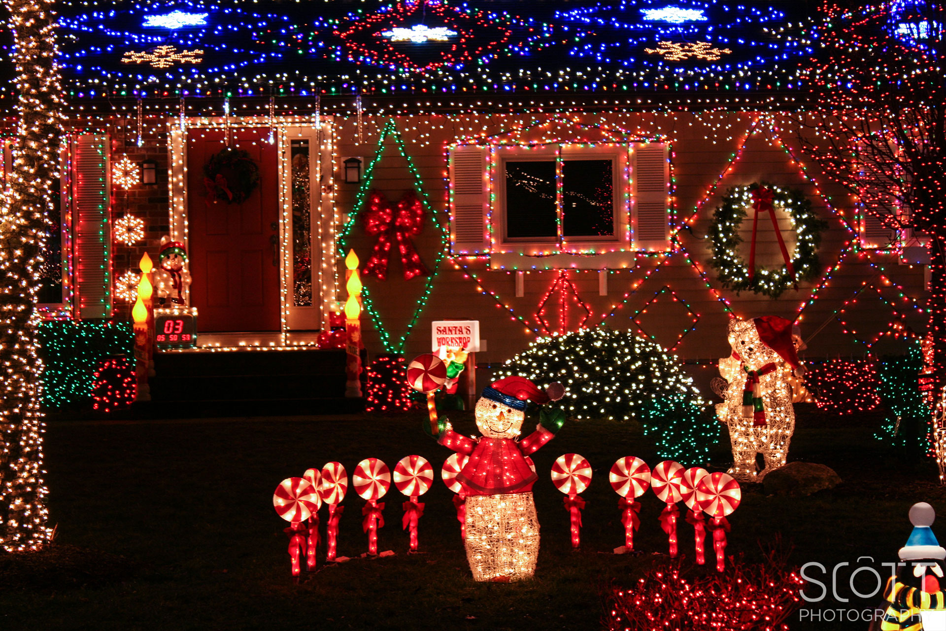 Christmas Lights In Dfw